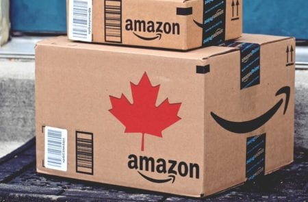 Ship to Amazon Canada