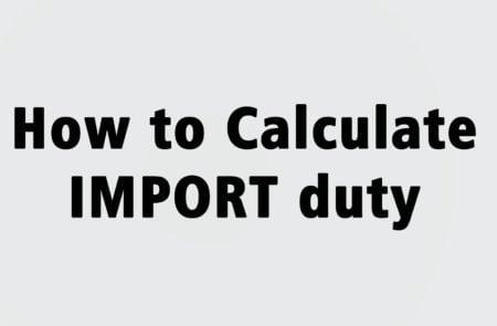 Duty Calculator