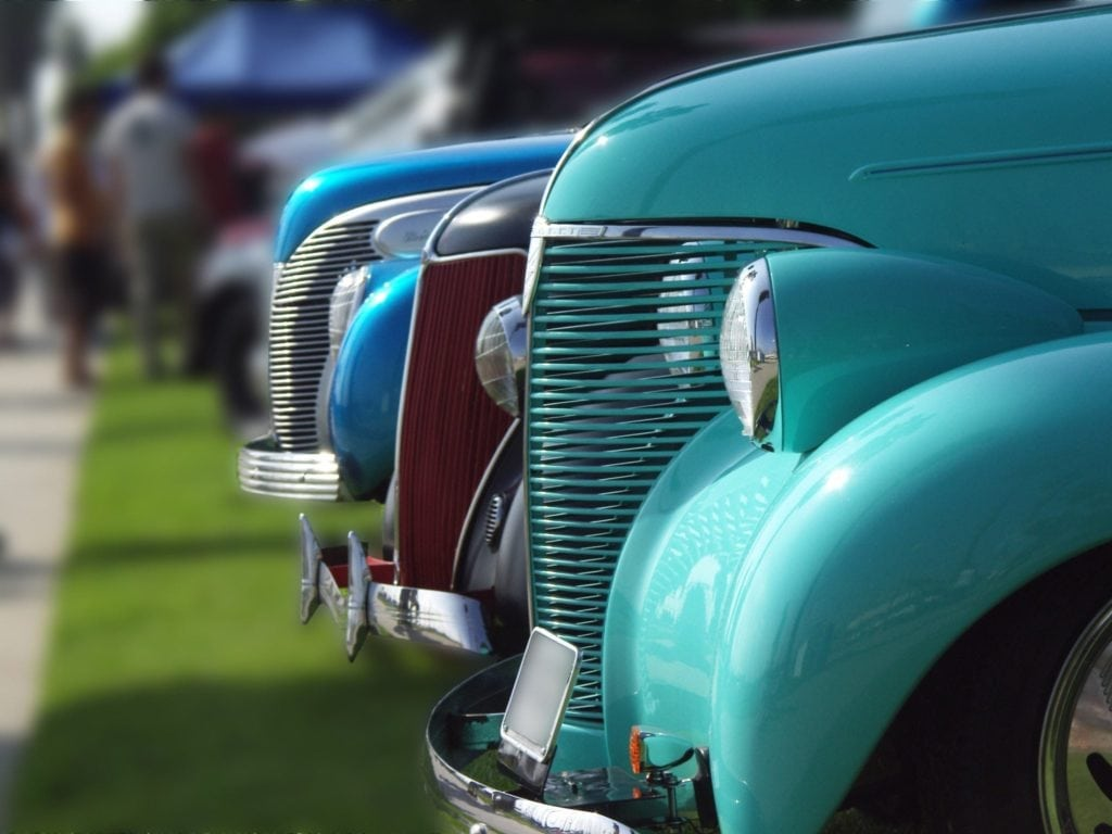 10 Can't Miss North American Car Show in 2018 - BorderBuddy Blog